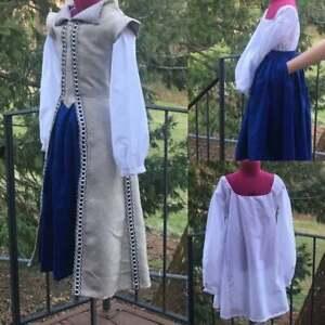 Azure English Child Gown