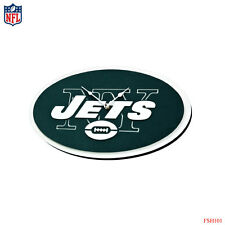 New NFL New York Jets 3-D Foam Wall Clock Made in USA by FoamFanatics