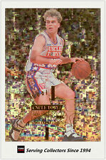 1996 Futera NBL (australia Basketball) 10 000 Points Redemption Gaze/ Loggins