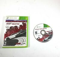 Need For Speed: Most Wanted (Microsoft Xbox 360, 2012) - Disc Only