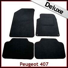 Peugeot 407 2004 2005 2006 2007 2008 2009 2010 Tailored LUXURY 1300g Car Mats