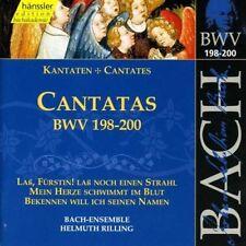 BACH J.S. Cantate Vol.55 (BWV 182/183/184)