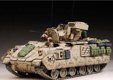 Award Winner Built Tamiya 1/35 M2A2 ODS Bradley IFV +Figures +ACC