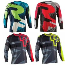 Race Face Long-sleeved Shirt Mountain Bike Downhill Dirtbike Riding Gear Jersey