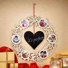 Avon Winters Tale Personalised Picture Wreath *** Free P&P ***