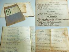 Tagebuch dt. Hebamme BRASILIEN 1933-38 / Saldanha Marinho (Rio Grande Du Sol)