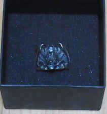 SERLING COLLECTION DEVILMAN SILVER RING SILVER925 VERY RARE