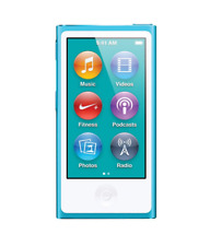 Apple iPod Nano (A1446) - 7th Gen 16Gb Blue
