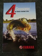 2013 Bassmaster Elite Series Yamaha 4 Season of Bass Fishing Vol 1 - 76 Pages