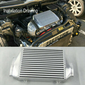 UPGRADED 62mm Intercooler For BMW MINI COOPER S R53 R50 R52 2002-2006 UK