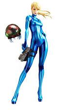 Samus Aran Metroid 2013 version sexy 1/8 unpainted statue figure model resin kit