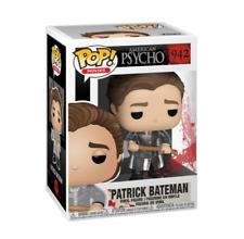 American Psycho - Patrick Bateman - Funko Pop - Brand New - 46379