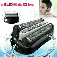 Foil+Cutter Head For BRAUN 30B 7000 4000 Series 3 310 330 340 Shaver Accessories
