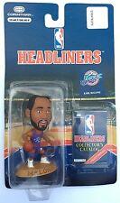1996 NBA Karl Malone Utah Jazz Corinthian Headliners Basketball Figure