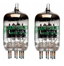 NEW GE 5670W 5670 2C51 JAN G.E. TUBE Western Electric 396A 2PCS