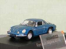 Norev Renault Alpine A110 1973 bleue 1/43 517820