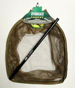 "Dinsmores 24"" Syndicate Carp XT Rigid Landing Net with 2m NGT Landing Net Handle"