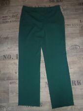 Pantalon-strech-Vert - * VICTORIA'S SECRET * taille 8