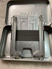 Dango M1 Maverick Rail Wallet SILVER Light Use New Condition