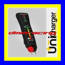 Tester Batteria e Regolatore Auto Camper Unicharger Unitester BT-012RB Batterie