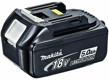 Qty 2 Genuine Makita 18V 5.0Ah Lithium Battery Latest BL1850B model with gauge