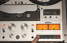 Original pievox pause memory module F. revox pr99 MKI-MKIII-seulement autrefois coins!