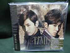KPOP TVXQ DBSK Tohoshinki TIME Type A Limited Edition (Album + DVD)