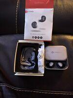 utaxo bluetooth headphones Ipx7 True Wireless Stereo Earbuds 100 Hours Of Play