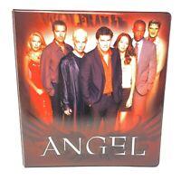 ANGEL Season 5 Trading Card Binder - No Cards - Inkworks 2004