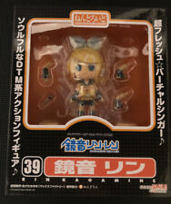 New Nendoroid 39 Rin Kagamine Character Vocal Series 02 Good Smile [FROM JAPAN]