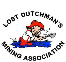 Lost Dutchman's Mining Association Lifetime Membership