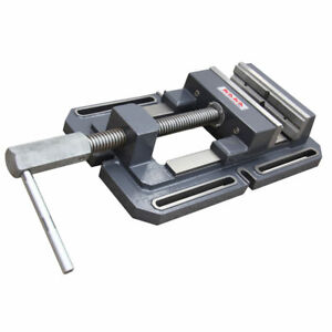 Kaka 200mm Drill Press Vise,TSL200, Quick Release Metal Milling Drill Press Vice