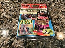 Troma Triple B-Header Bloodspell Collection Vol. 5 New Sealed DVD! Alien Blood!