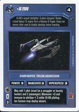 Star Wars CCG Dagobah Unlimited WB IG-2000