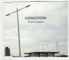 (GW500) Longview, Can't Explain - 2003 DJ CD