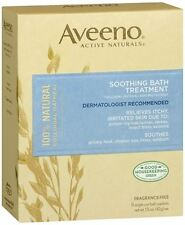 AVEENO Active Naturals Soothing Bath Treatment Packets 8 Each