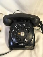 Vintage Rotary Telephone Automatic Electric Monophone