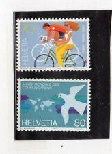 Suiza Ciclismo Comunicaciones año 1983 (DR-841)
