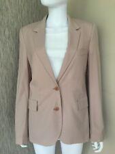 Paul Smith Runway Kollektion dusty pink Jacke Blazer Größe UK 8 Made in Italy