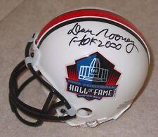 DAN ROONEY Signed/Autographed HALL OF FAME HOF Mini Helmet STEELERS - JSA COA