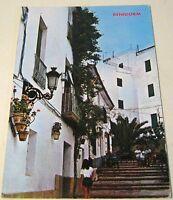 Spain Benidorm Calle Tipica 71 - posted
