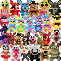 Five Nights at Freddy's Plushie Sister Location Plush Toy Stuffed Doll Kids Gift