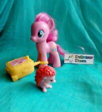 My little pony Friendship is magic Pinkie pie suitcase & hedgehog mlp
