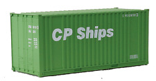 H0 Container 20 Fuß CP Chips -- 1761 NEU