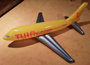TUI fly Flugzeug aufblasbar XXL 130x120 Boeing 737 Wasserspielzeug z Aufblasen