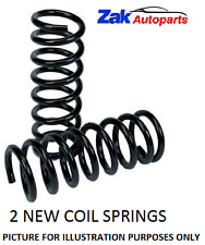 FOR KIA PICANTO 1.0 1.1 2004-2011 REAR SUSPENSION 2 COIL SPRINGS NEW PAIR