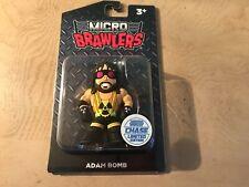 Pro Wrestling Crate Micro Brawlers Adam Bomb Chase LE Only 250! WWE WCW NJPW AEW