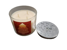 Bath & Body Works Salted Caramel Large 3-Wick 14.5 oz Large Scented Candle