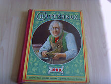 CHATTERBOX 1909 Various Authors