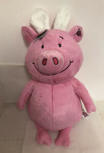 Marks And Spencer Easter Percy Pig Soft Cuddly Toy Plush 60CM Brand New 2021